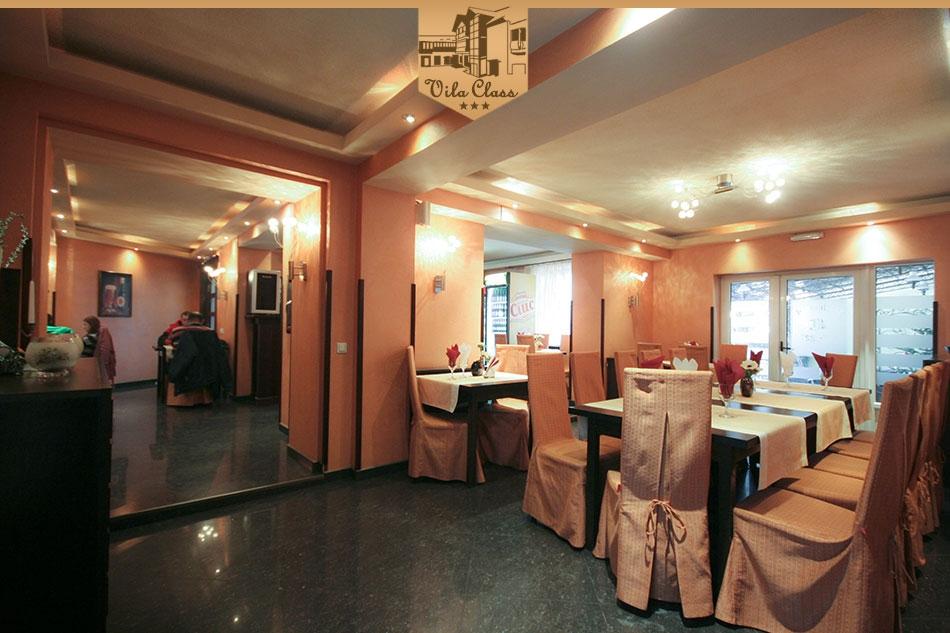 Restaurant Vila Class